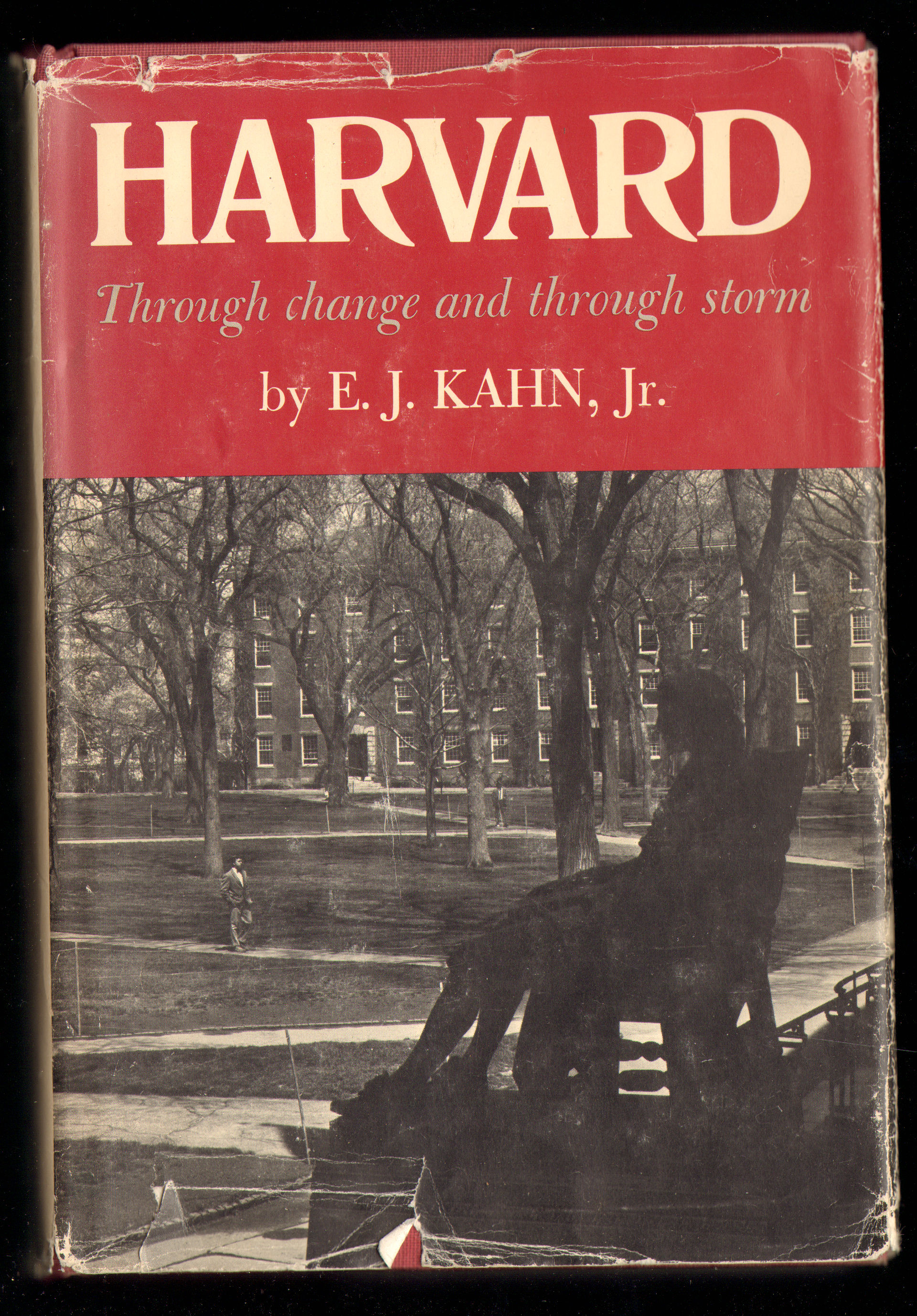 Image for Harvard: Through Change and Through Storm