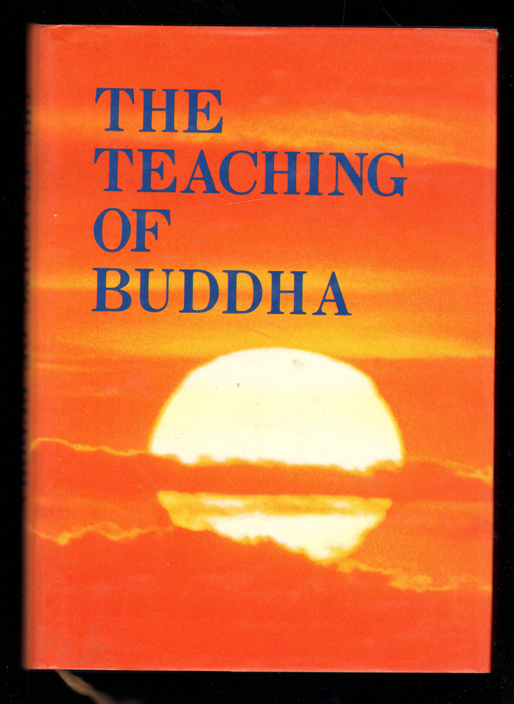 Image for The Teaching of Buddha