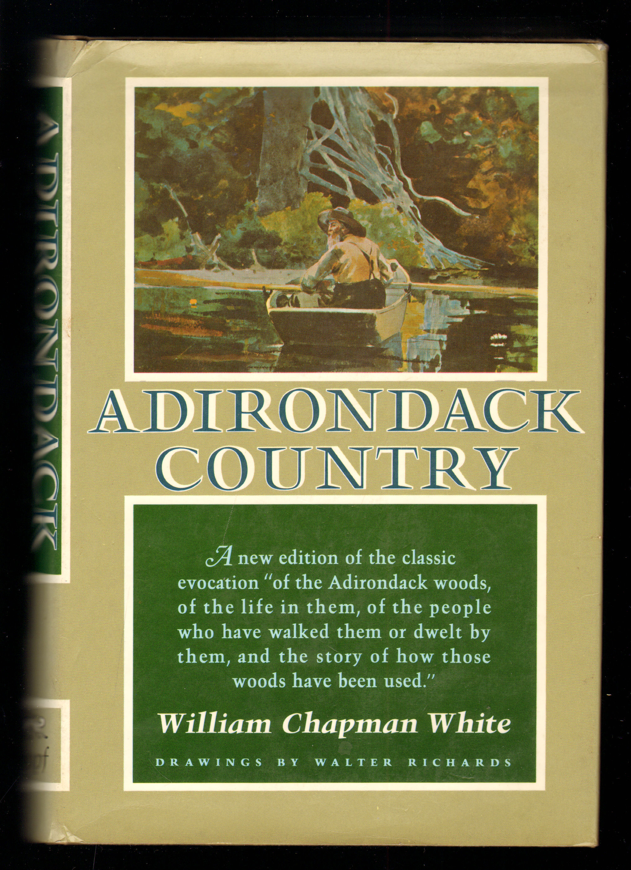 Image for Adirondack Country