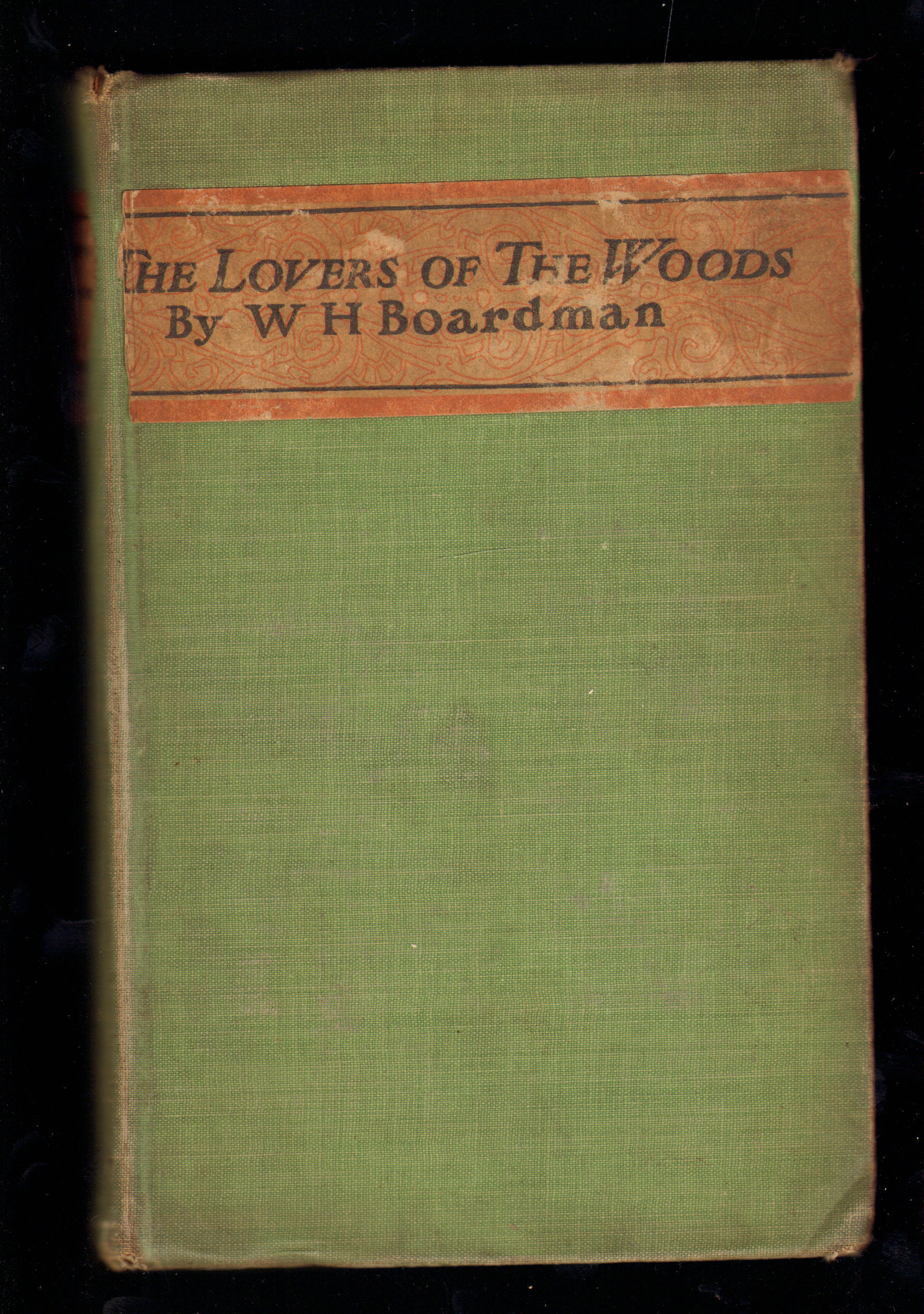 Image for The Lovers of the Woods