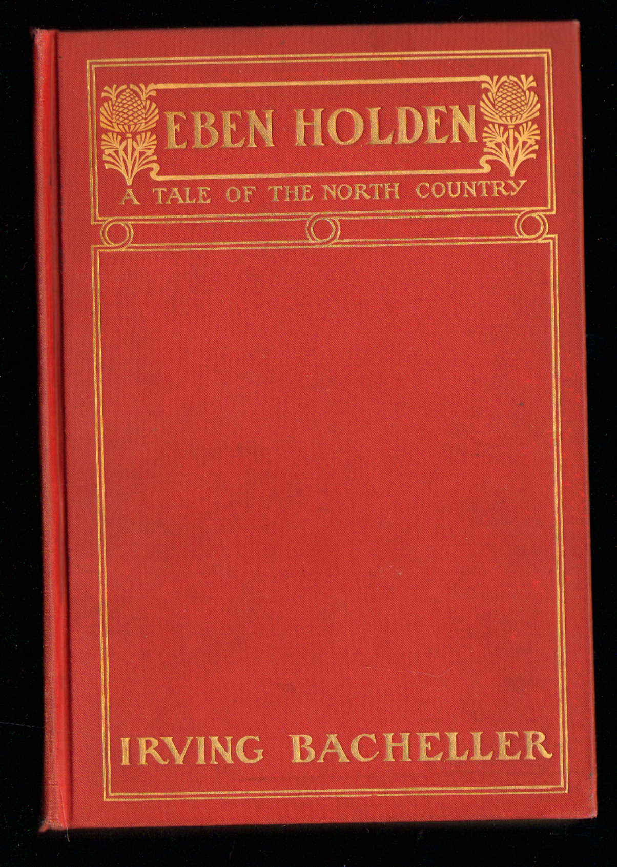 Image for Eben Holden; a Tale of the North Country
