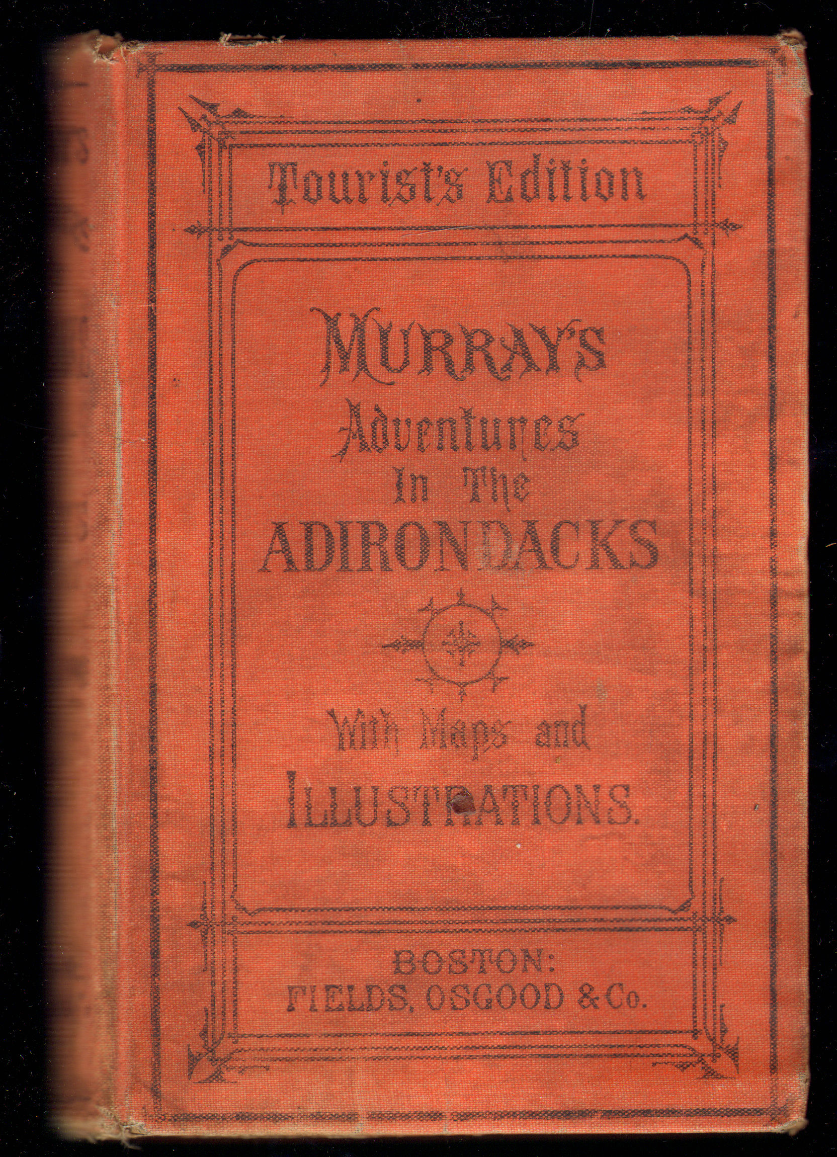 Image for Adventures in the Wilderness; or, Camp-Life in the Adirondacks