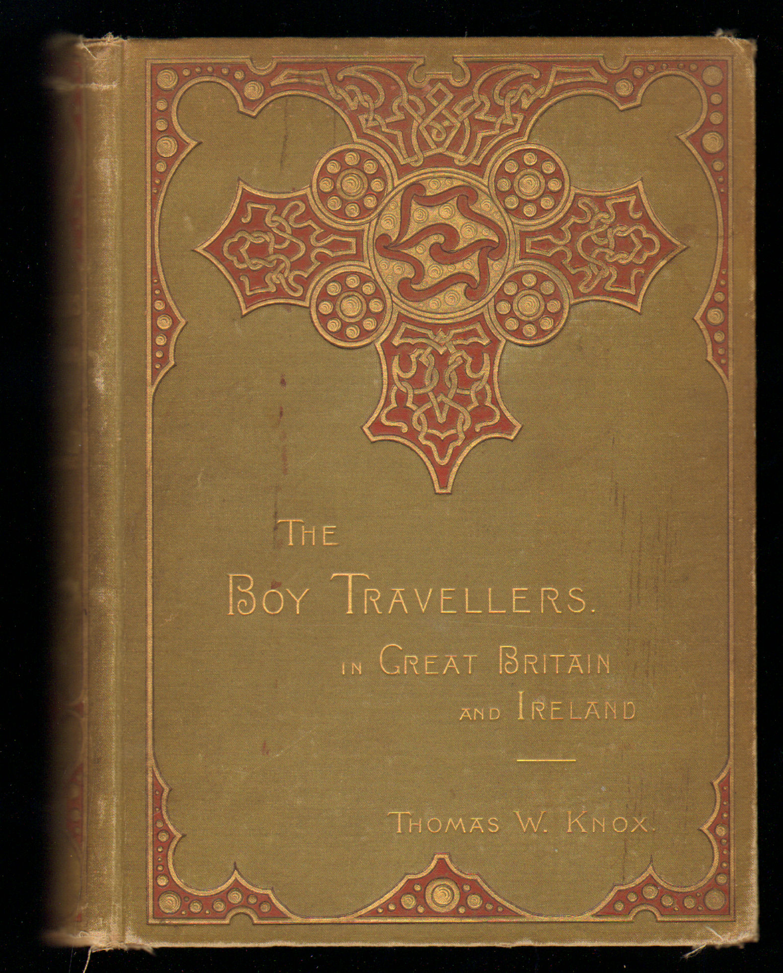 Image for The Boy Travelers in Great Britain and Ireland: Adventures of Two Youths in a Journey Through Ireland, Scotland, Wales and England, with Visits to The Hebrides and The Isle of Man