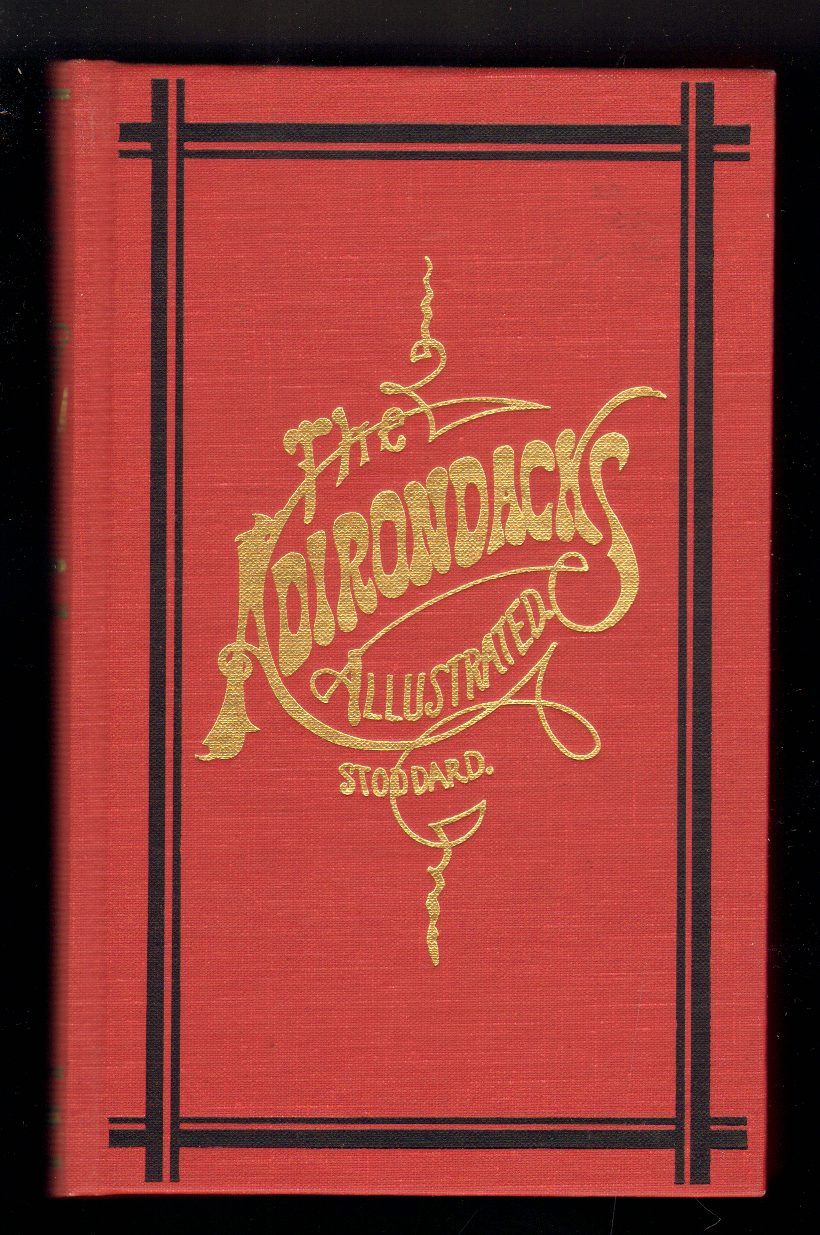 Image for The Adirondacks: Illustrated