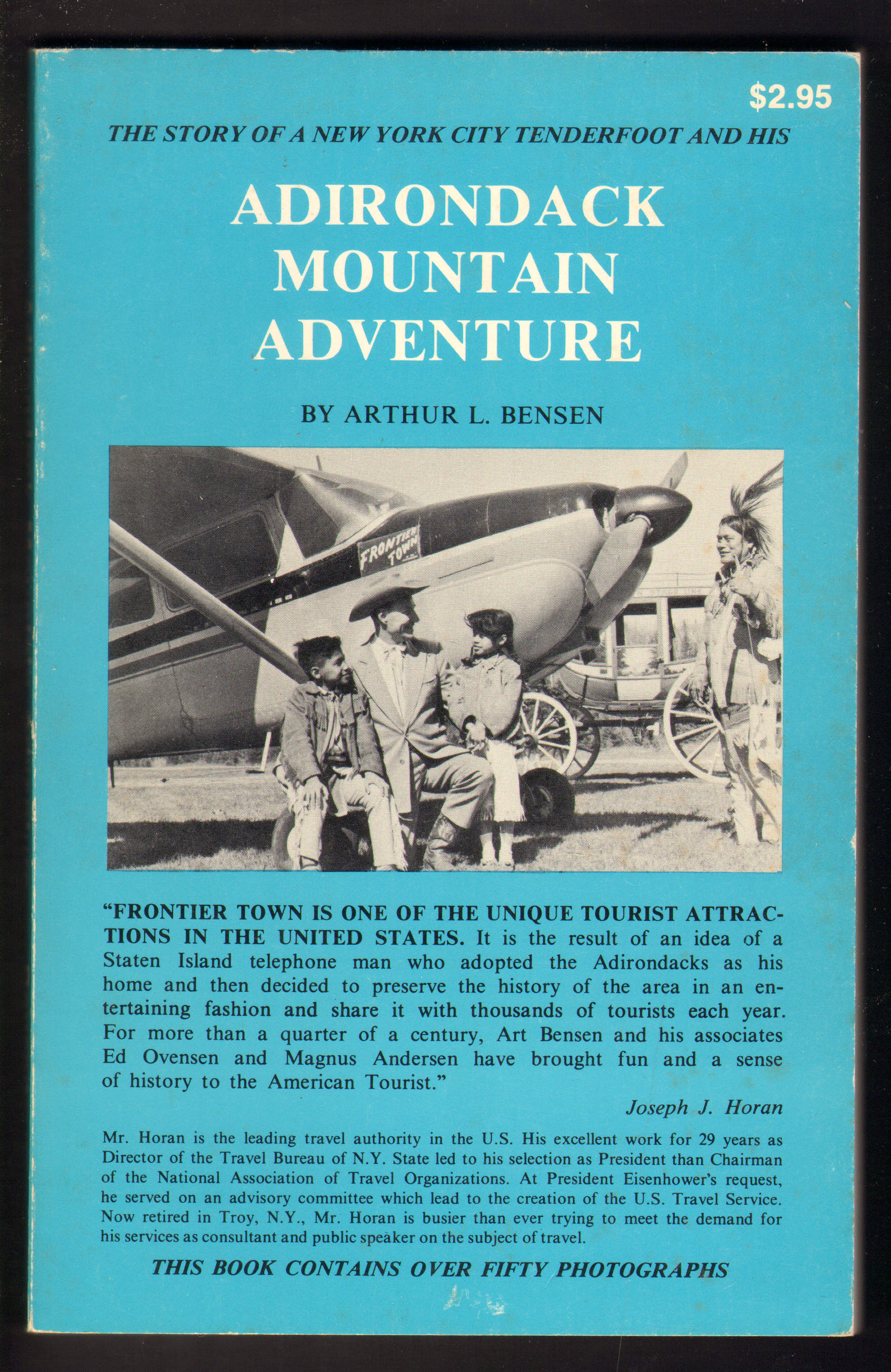 Image for The Story of a New York City Tenderfoot and His Adirondack Mountain Adventure