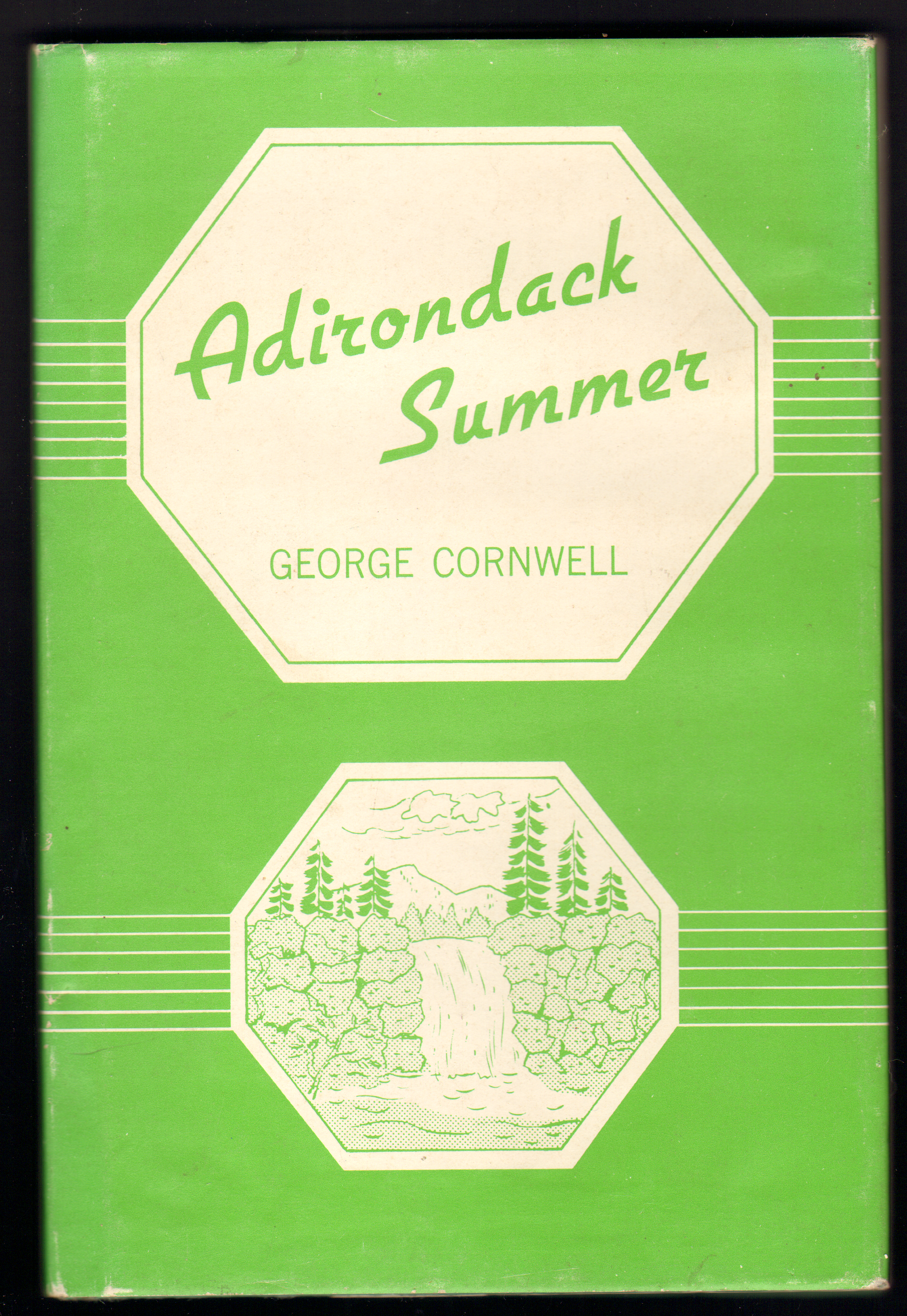 Image for Adirondack Summer; Observations in Poetic and Prose Form