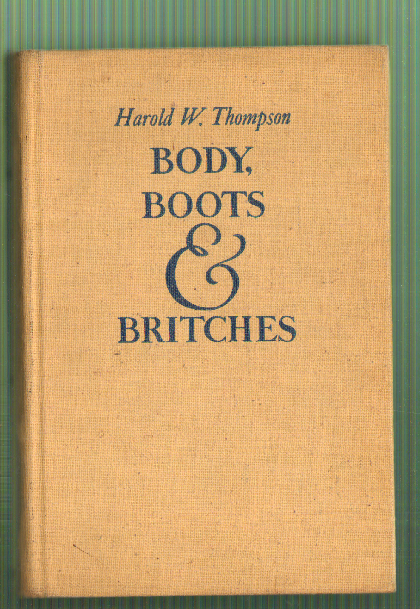 Image for Body, Boots & Britches