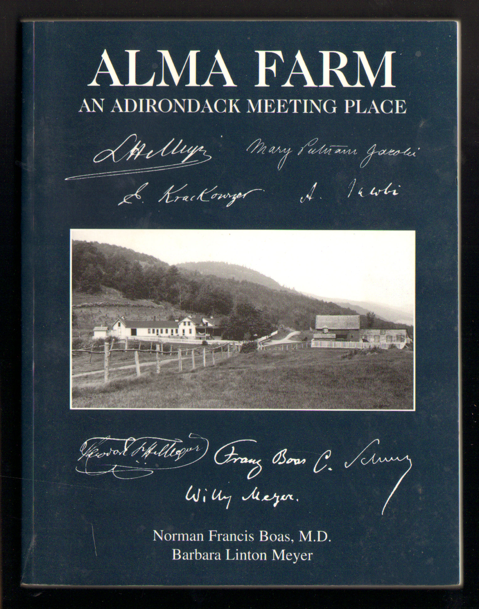 Image for Alma Farm: An Adirondack Meeting Place